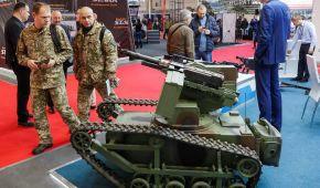 Презентация новейших разработок и впечатления иностранцев: как в Киеве проходит выставка оружия