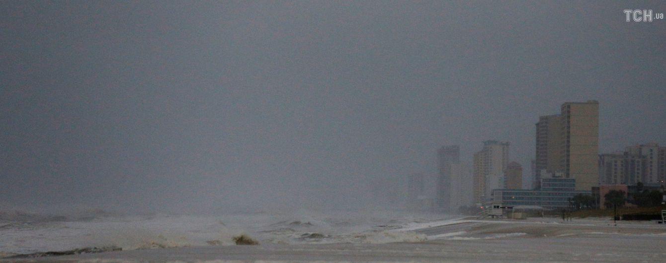 """Ураган """"Майкл"""" обрушился на побережье Флориды"""