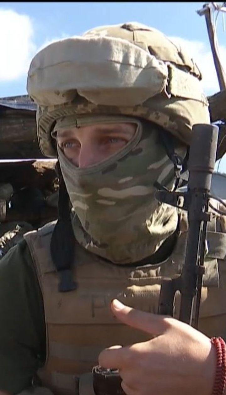 Біля Волновахи українські бійці зачистили населений пункт від бойовиків