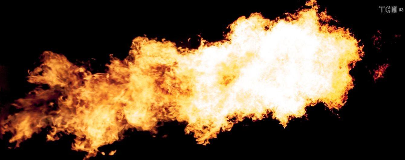 На Кузбассе произошел пожар в частном доме, погибли восемь человек
