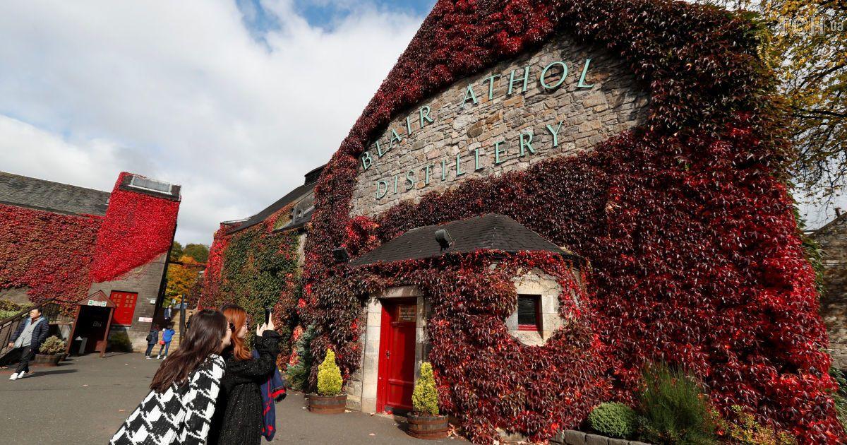 Осінь у Шотландії @ Reuters