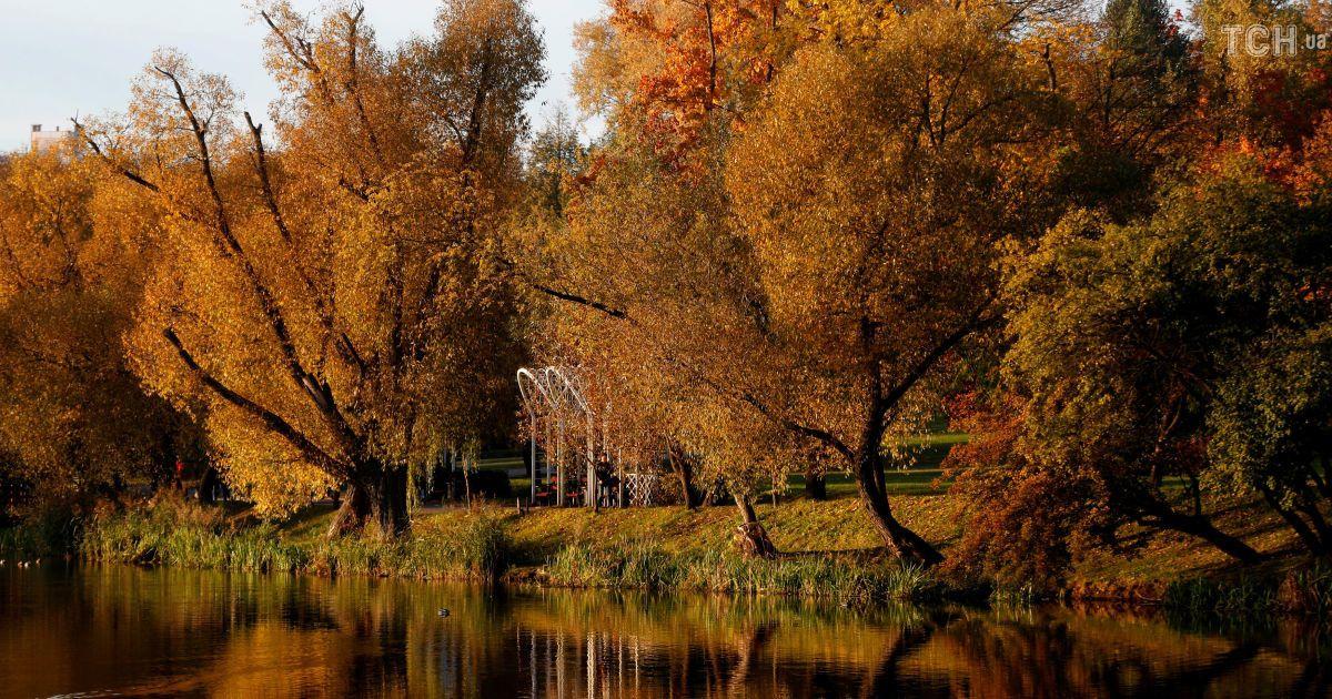 Осінь у Білорусі @ Reuters