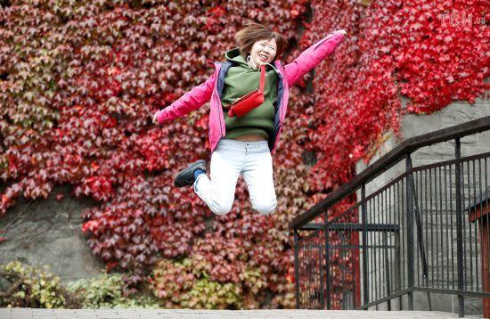 Сонячно та різнокольорово: 45 неймовірних фото золотої осені в Європі та Україні