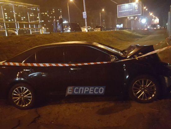 У Києві водій напідпитку влаштував потрійну ДТП з постраждалими