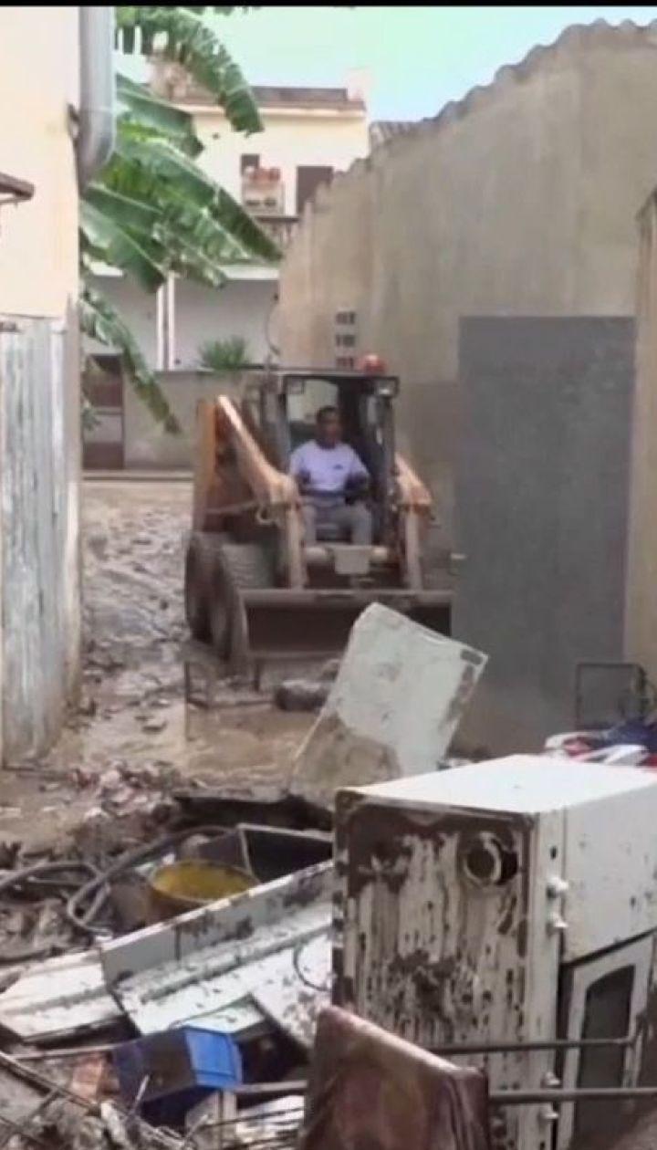Испанский остров Майорка страдает от масштабного наводнения, есть погибшие