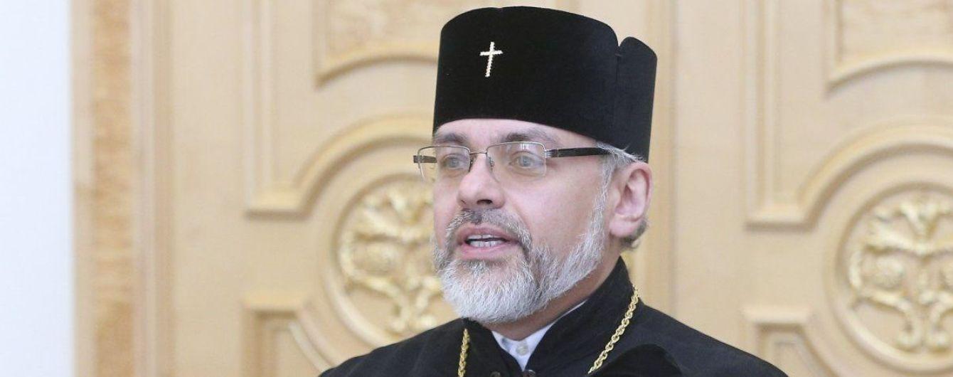 Будет что-то позитивное, через несколько часов услышите результаты – экзарх Даниил о Томосе украинской церкви