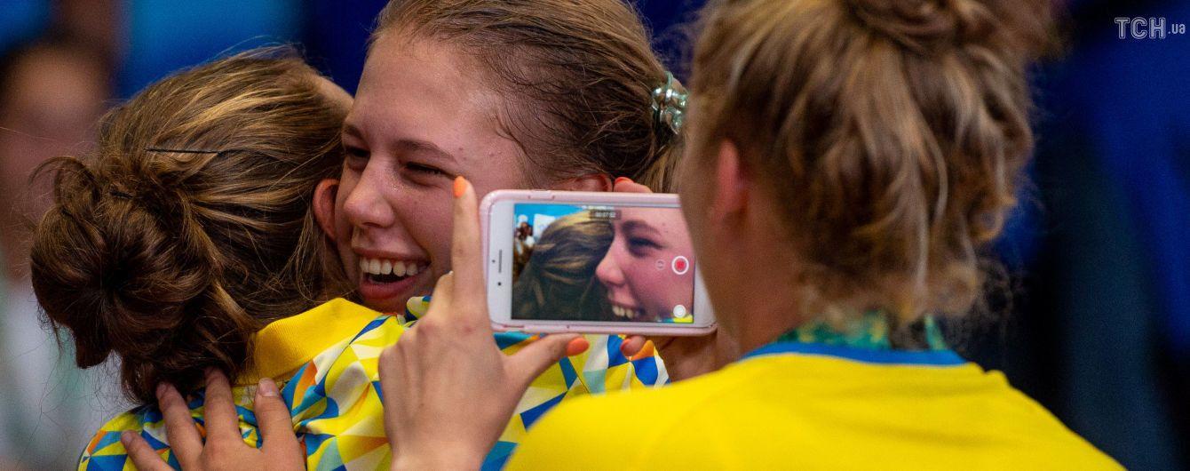"""Украинские спортсмены выиграли два """"золота"""" на Юношеских Олимпийских играх"""