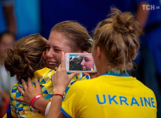 """Українські спортсмени здобули два """"золота"""" на Юнацьких Олімпійських іграх"""
