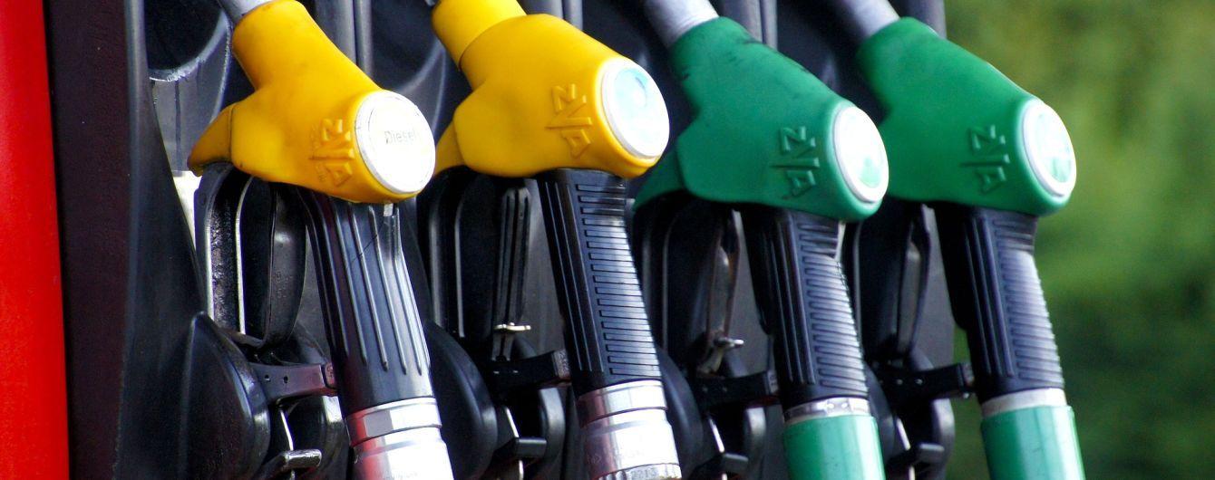 Стоимость топлива в Украине: как АЗС меняли цены на бензин в течение августа