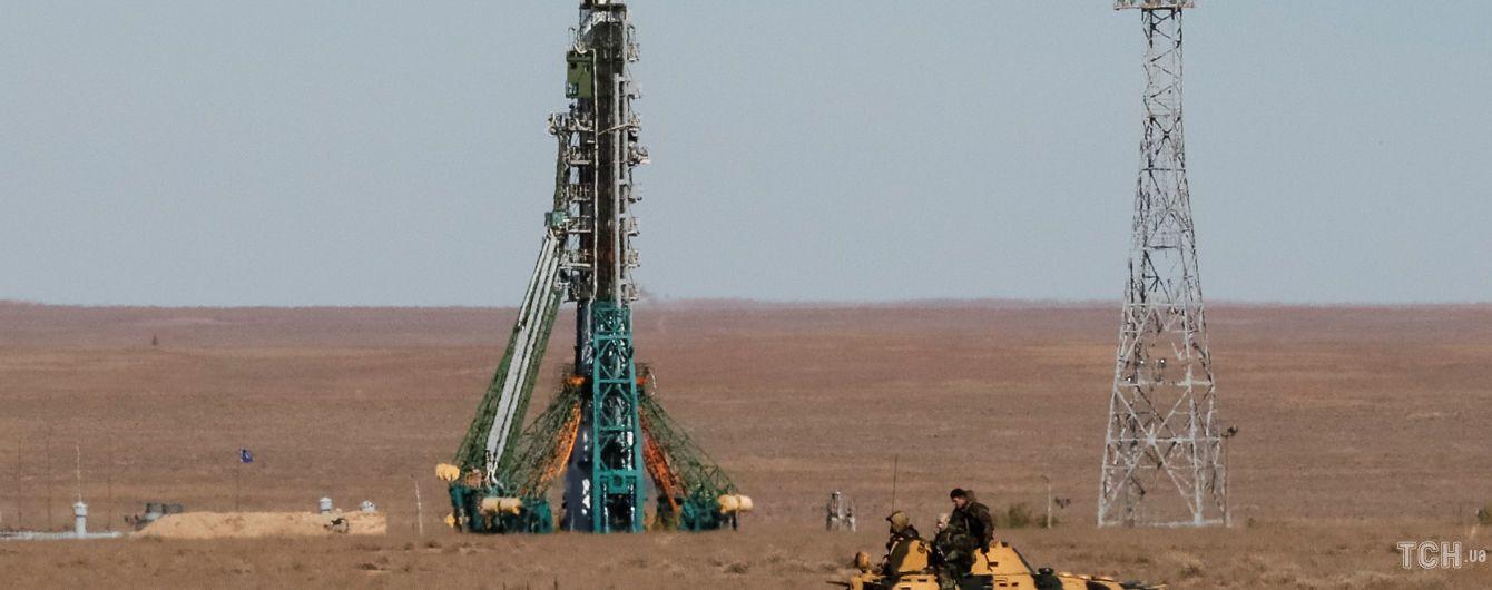 """У РФ держкомісія виявила порушення технології під час складання аварійної ракети """"Союз"""""""