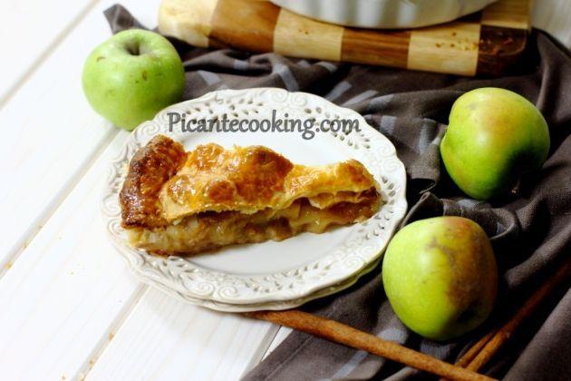 Закритий яблучний пиріг, для блогів_5