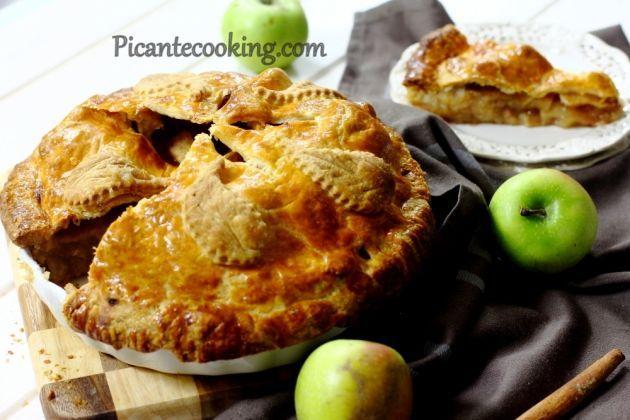 Закритий яблучний пиріг, для блогів_4