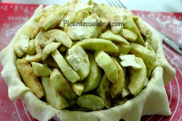 Закритий яблучний пиріг, для блогів_11