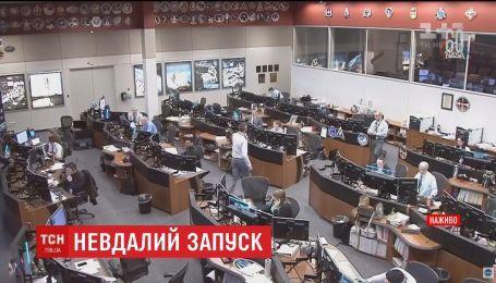 С Байконура неудачно стартовала российская ракета с двумя астронавтами