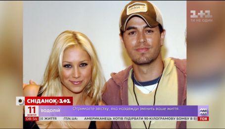 Энрике Иглесиас впервые откровенно рассказал о своих отношениях с Анной Курниковой
