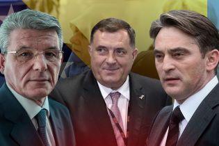 Вибори в Боснії: все те саме, але є один нюанс