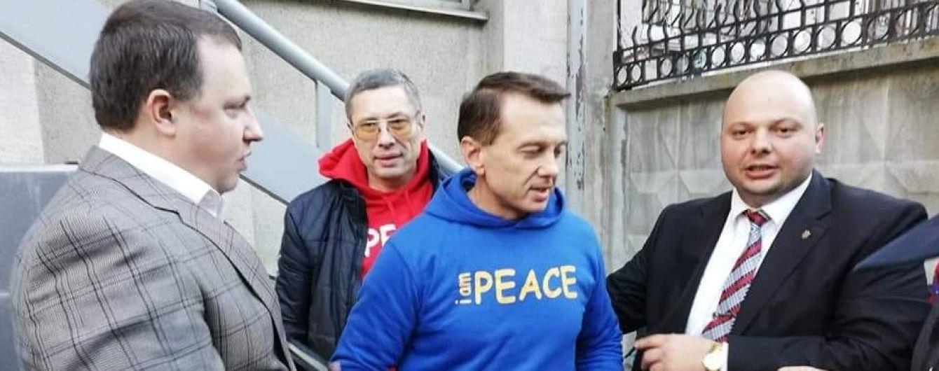 Подозреваемого в госизмене экс-мужа Подкопаевой выпустили из СИЗО