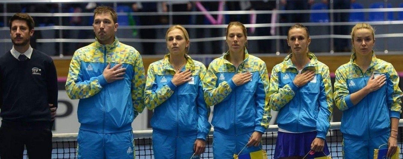 Сборная Украины узнала потенциальных соперников в Кубке Федерации, среди них - Россия