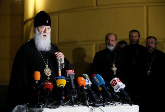 """""""Найближчим часом"""". Філарет анонсував об'єднавчий собор, який відкриє шлях до отримання Томосу"""