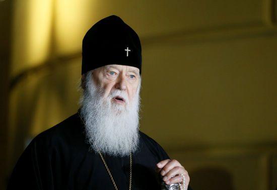 Філарет заявив про незгоду з Константинополем та погрожує саботувати Собор