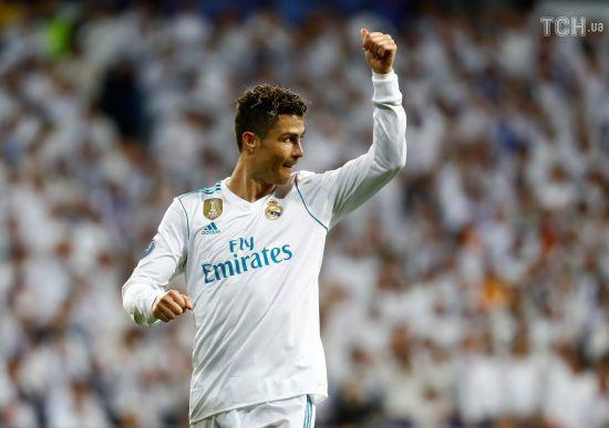 """""""Реал"""" судитиметься з португальською газетою через Роналду"""
