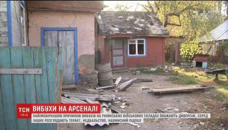 Селяни довкола Ічні вимушені повертатися у вщент зруйновані домівки
