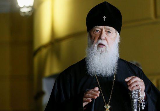 В УПЦ КП заперечили, що Філарет не буде балотуватися на посаду предстоятеля Помісної церкви