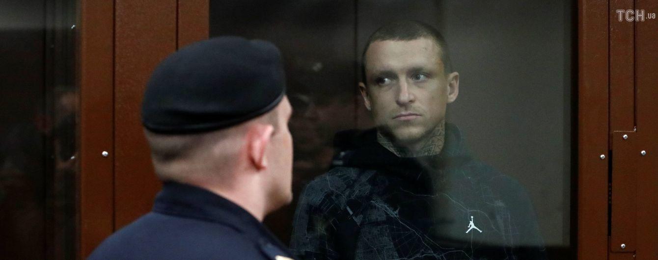 Футболист-забияка Мамаев арестован судом