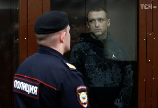Футболіст-забіяка Мамаєв заарештований судом