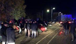 В России произошло новое масштабное ДТП с микроавтобусом: погибли 12 человек