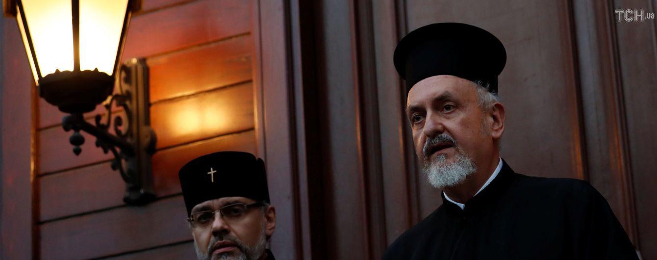 """Проект статуту помісної церкви: Константинопольський синод """"зняв"""" розбіжності між Філаретом і Макарієм"""