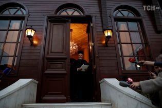 """Усиление """"команды"""" экзархов перед собором: в Киев прибыл """"правая рука"""" патриарха Варфоломея"""