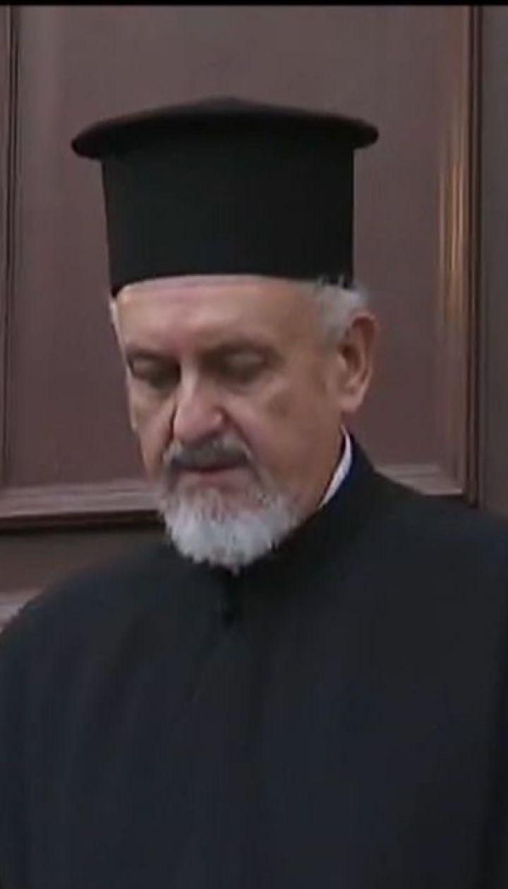 Участники синода решили продолжать процедуру предоставления автокефалии УПЦ