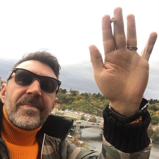 """Лідер """"Ленінграда"""" Шнуров знову одружується – ЗМІ"""