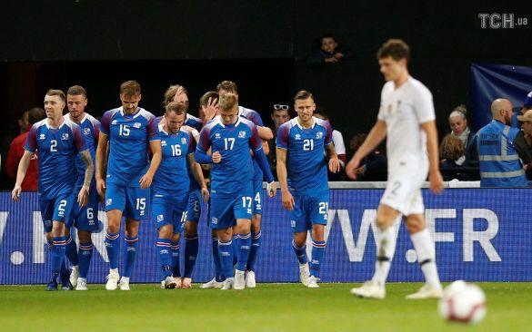 Франція - Ісландія