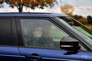 Весілля вже сьогодні: папараці сфотографували, як принцеса Євгенія і Джек Бруксбенк прямували на репетицію вінчання