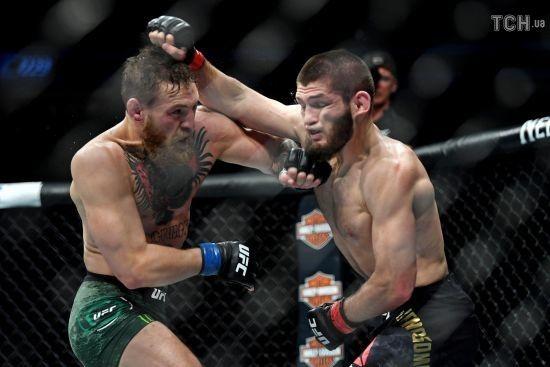 Нурмагомедова та Макгрегора можуть назавжди відсторонити з UFC - ЗМІ