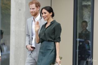 Накануне тура: Кенсингтонский дворец представил новое фото принца Гарри и герцогини Сассекской Меган