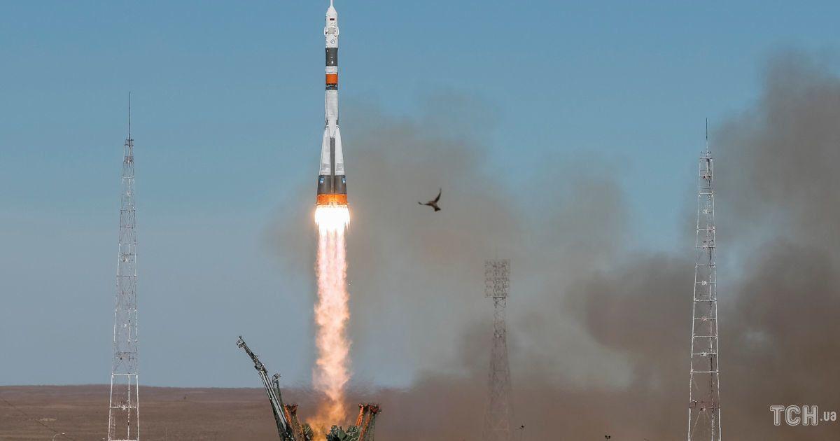 """Запуск ракети """"Союз"""""""