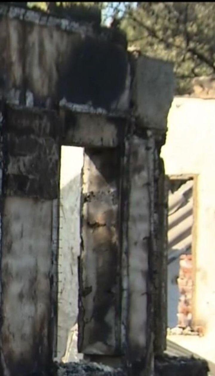 Боеприпасы на Ичнянских складах продолжают детонировать