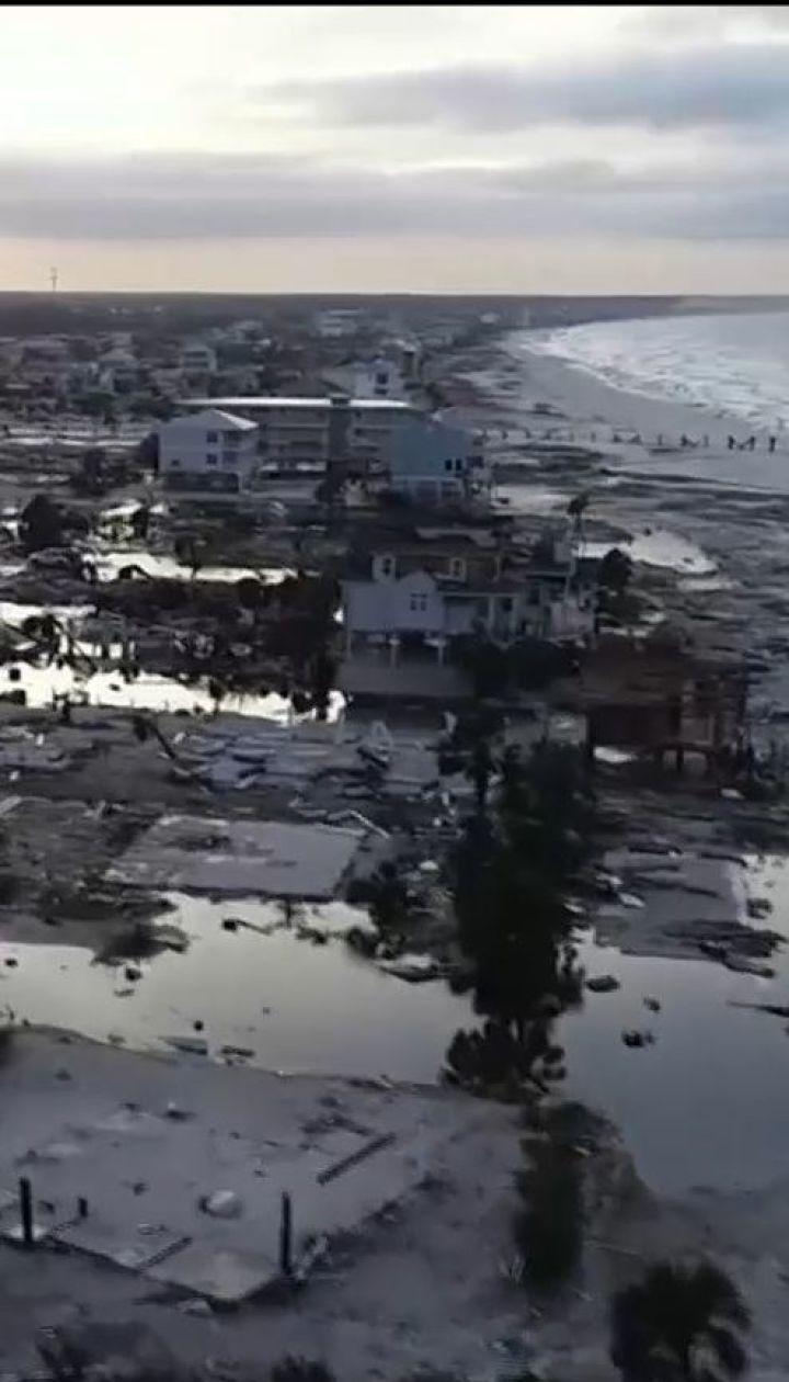 """Ураган """"Майкл"""" разрушил зоопарк во Флориде и убил двух животных"""
