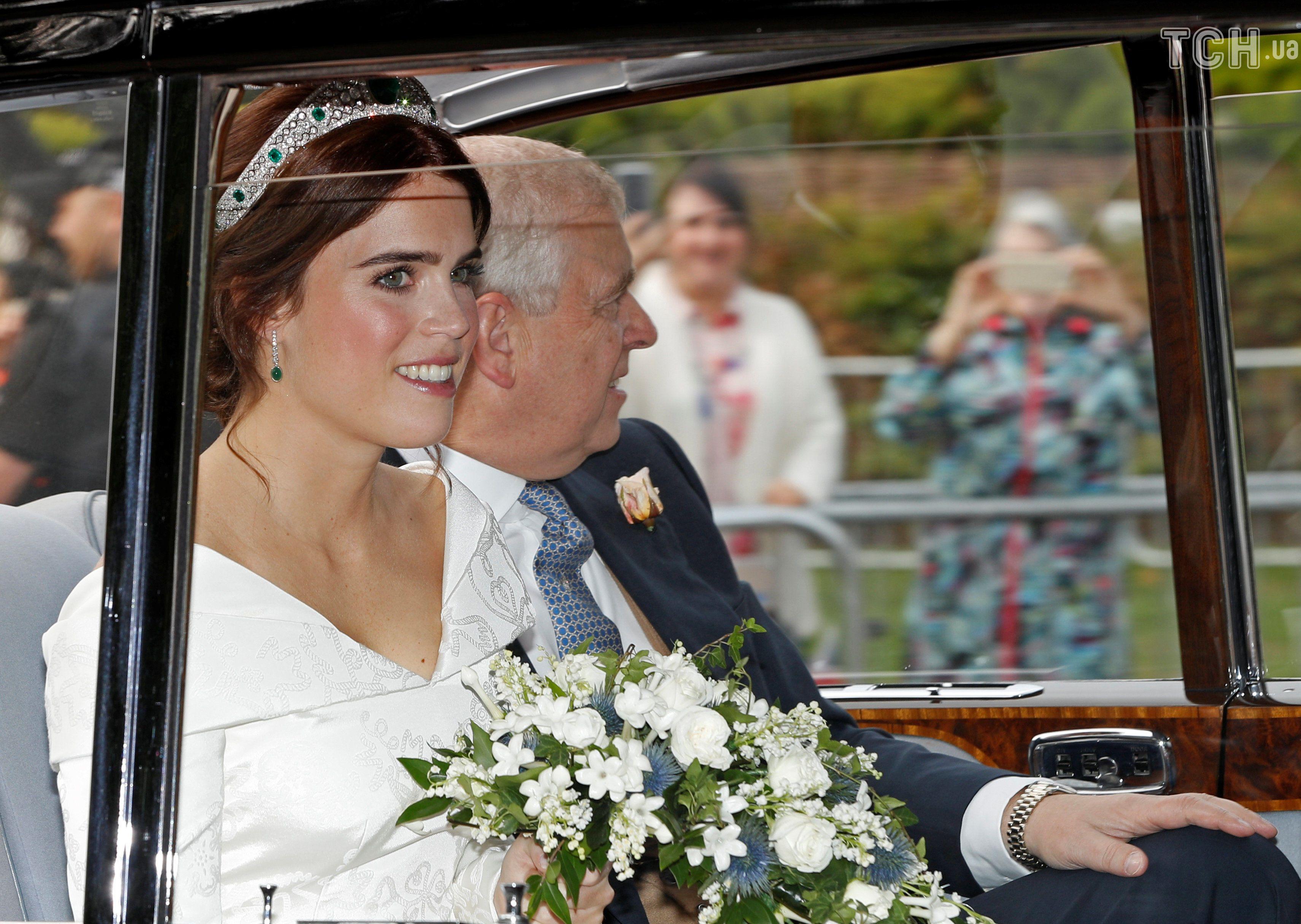 Весілля принцеси Євгенії_2