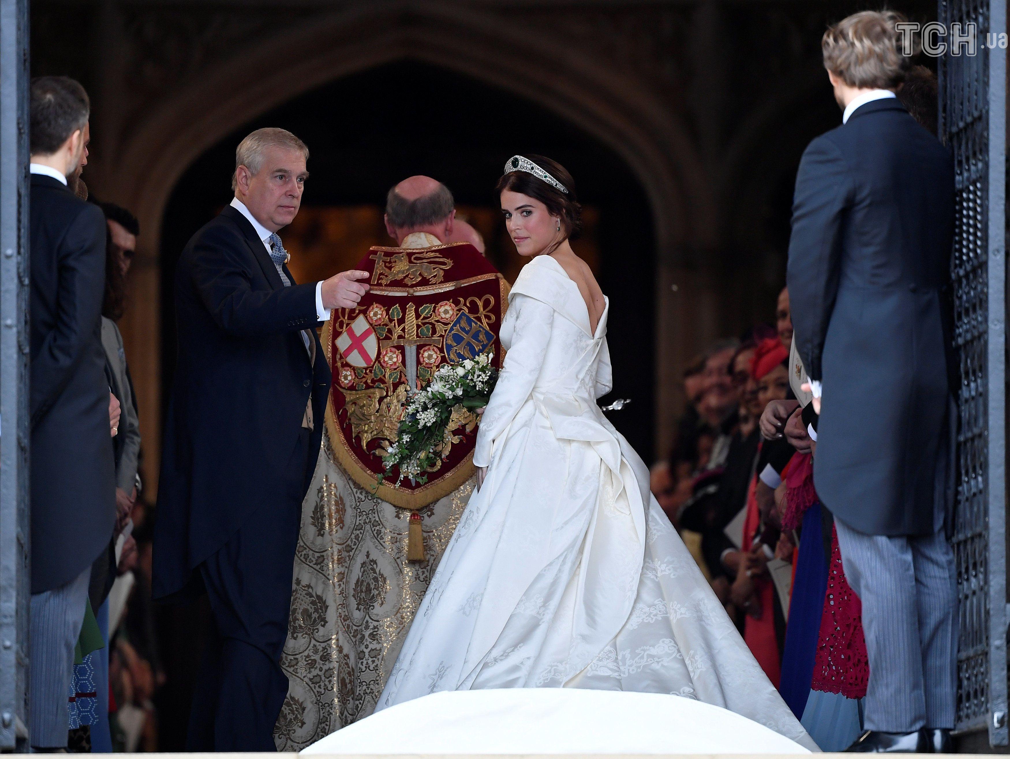 Весілля принцеси Євгенії_3