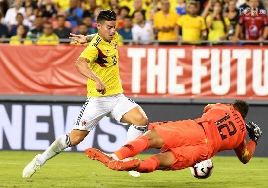 """Футболіст """"Баварії"""" відзначився космічним голом за збірну, який має бути включений до премії Пушкаша"""
