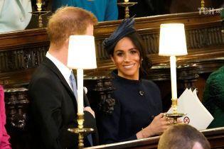 Свадьба принцессы Евгении в фото: звездные гости и красивые Кейт и Меган