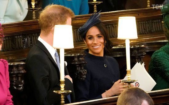 Весілля принцеси Євгенії у фото: зіркові гості та красиві Кейт і Меган