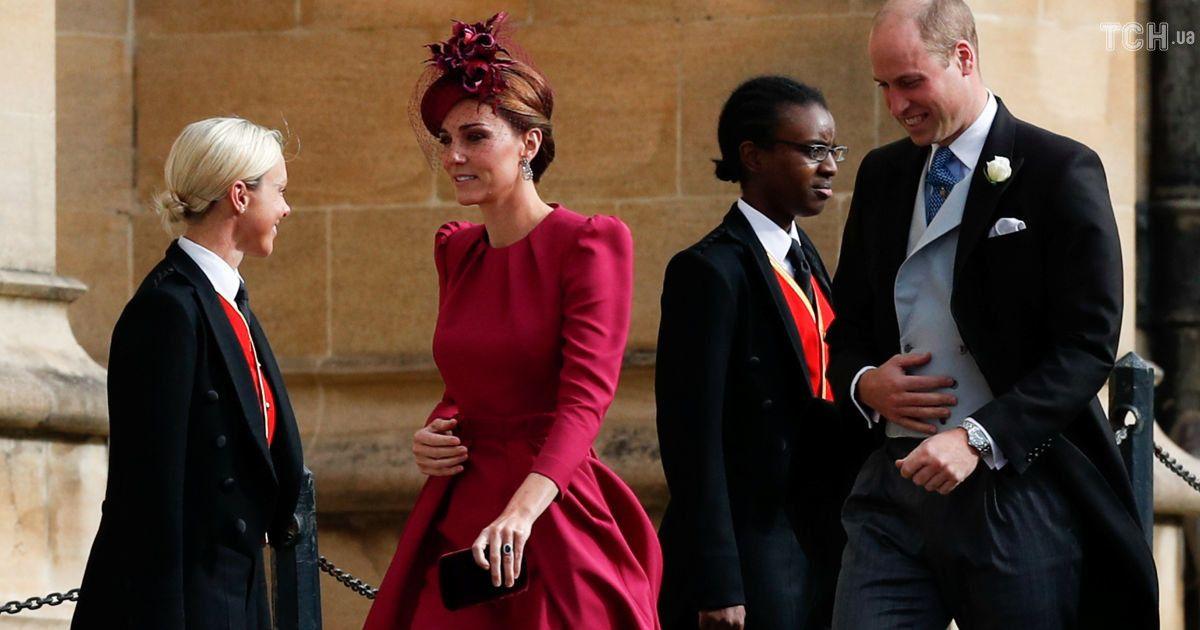 Герцогиня Кембриджська @ Reuters