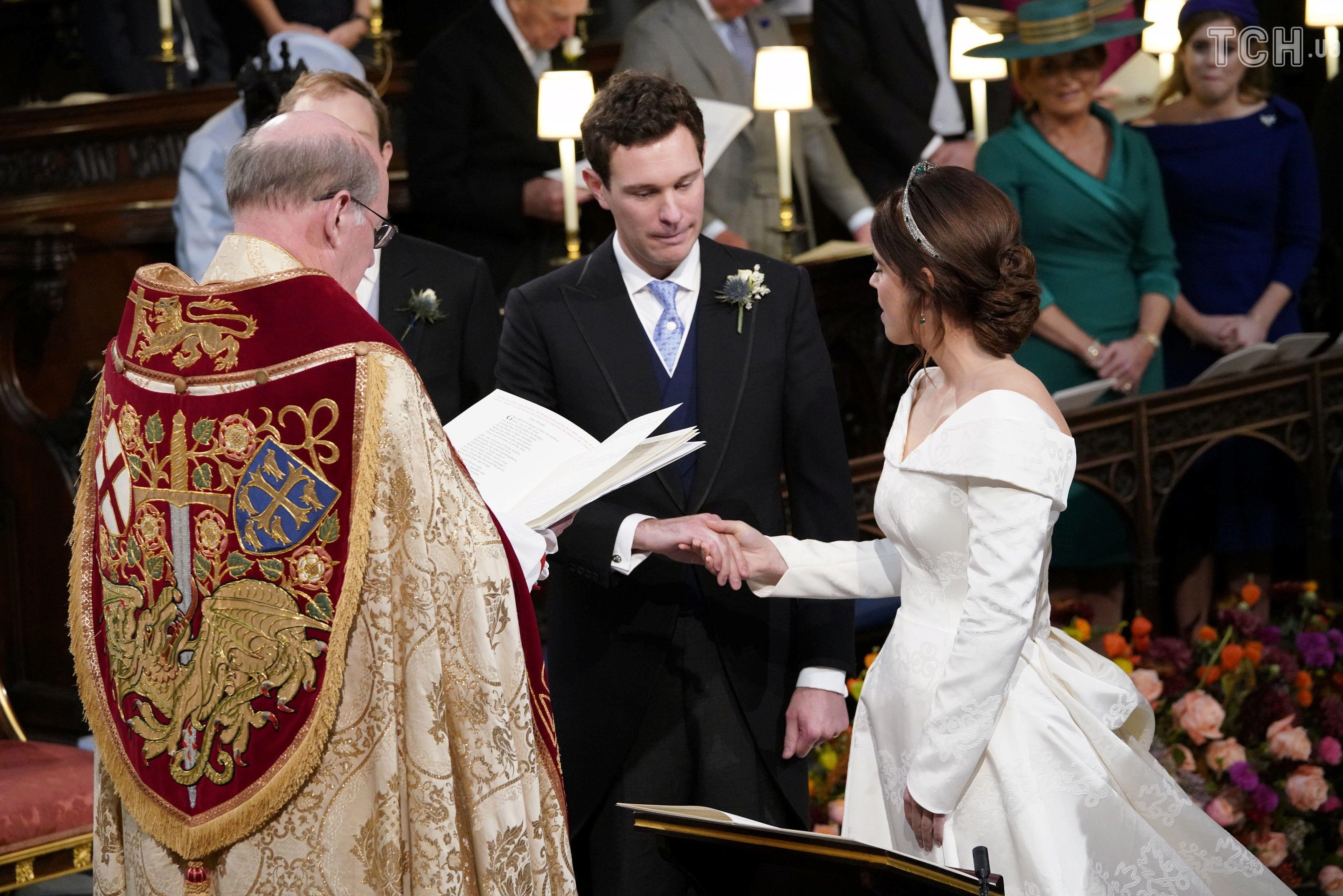 Принцеса Євгенія, весілля_2