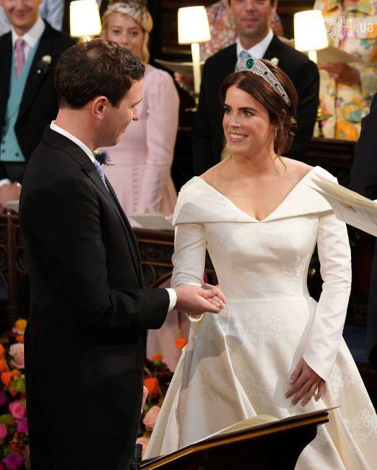 Офіційно: принцеса Євгенія вийшла заміж