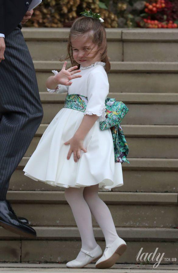 Дети на свадьбе принцессы Евгении_7